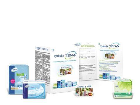 atventure - tena program lojalnościowy dla sklepow medycznych